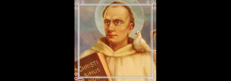 São Columbano, abade