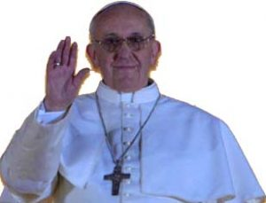 Papa Francisco - Franciscus Jorge Mario Bergoglio 13.III.2013