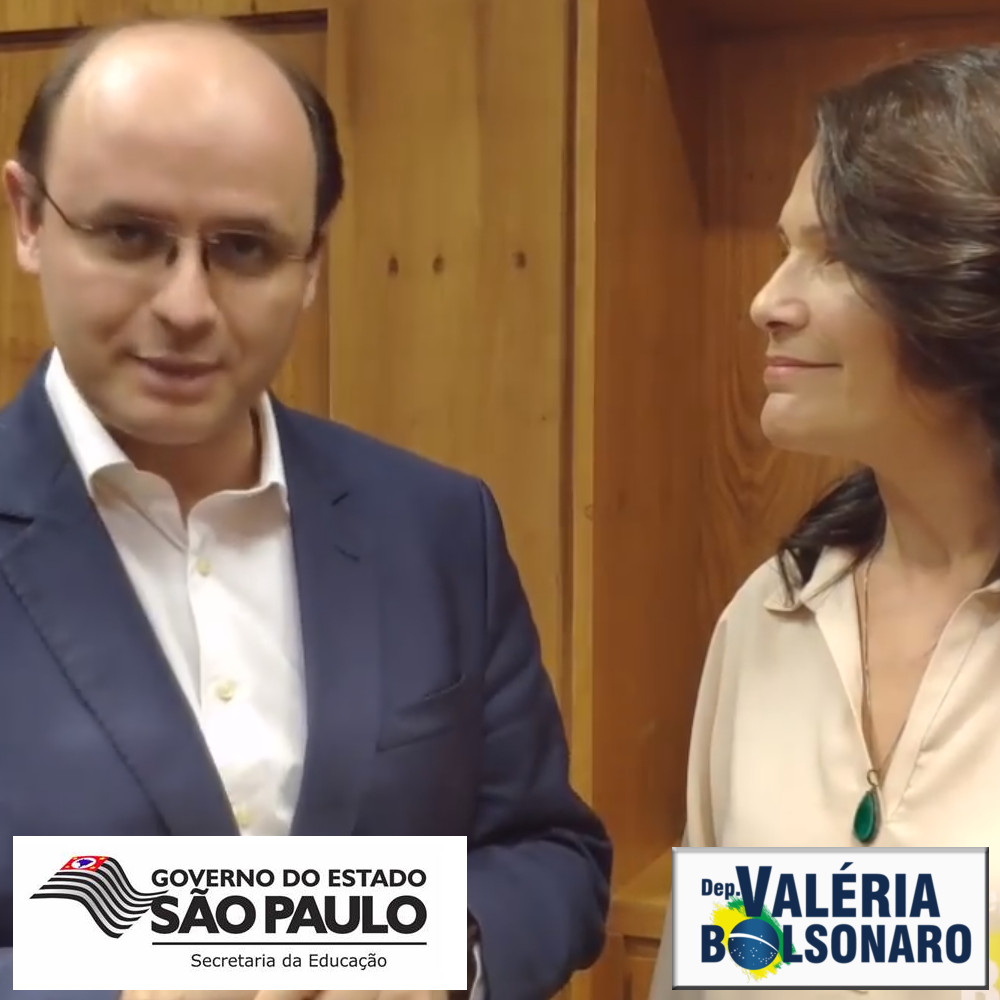 Liberada Verba de R$ 500.000,00 de emenda parlamentar à Secretaria da Educação do Estado de São Paulo